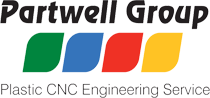 Partwell Plastic Engineering Logo
