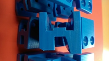 plastic part for conveyor machine 2