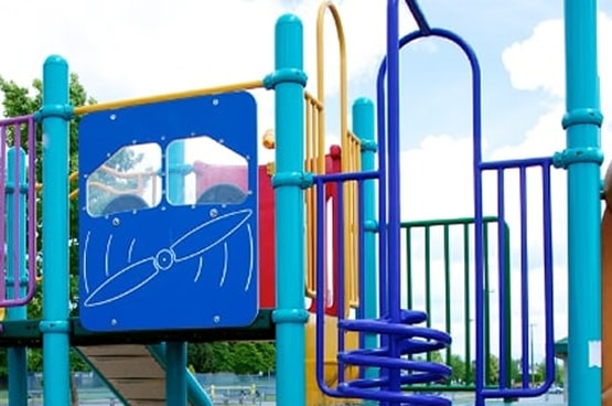 Playground & Signs